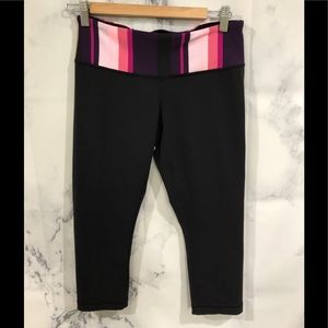 Lululemon Crop Pants Size 8
